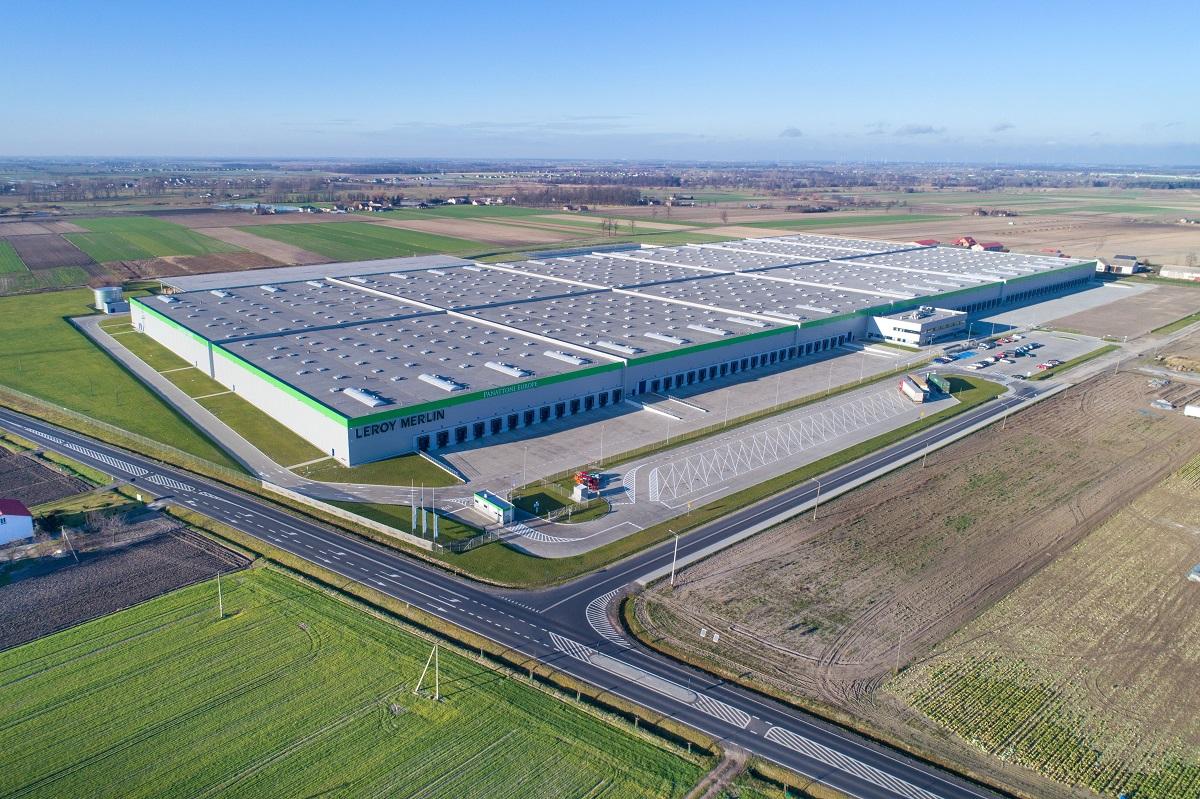 Centrum Dystrybucyjne Leroy Merlin Pod Lodzia Sprzedane Tsl Biznes