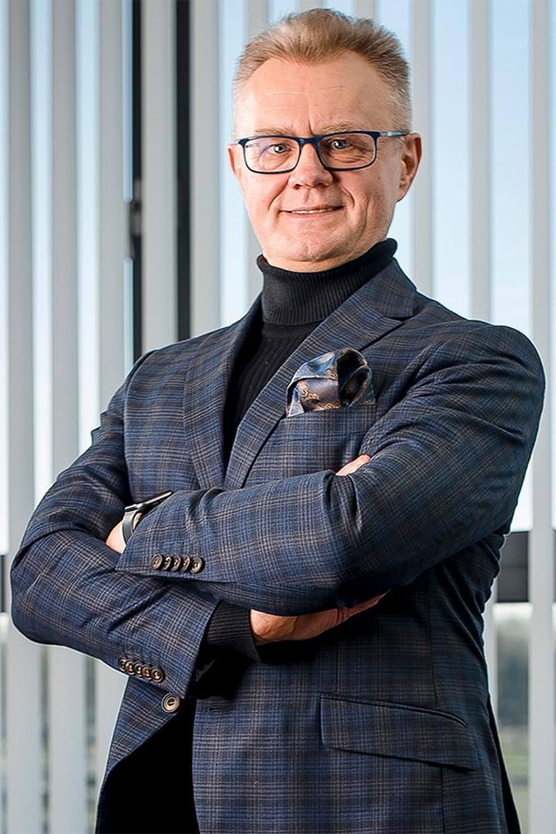 Janusz Rachwał, Dyrektor Handlowy DBK Rental